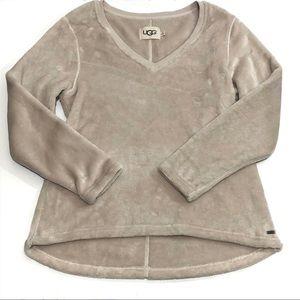 Ugg Daisey Moon Fleece Pajama Top